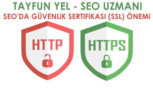 Seo'da Güvenlik Sertifikası Önemi